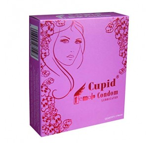 Женский презерватив Cupid base