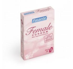 Женский презерватив Pasante